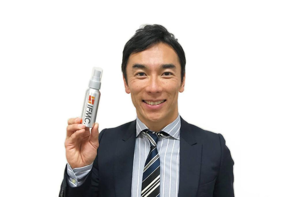 IFMC.ユーザー:佐藤琢磨選手