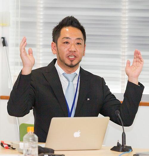 秋山 知宏 客員准教授