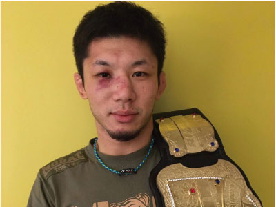 斎藤裕選手
